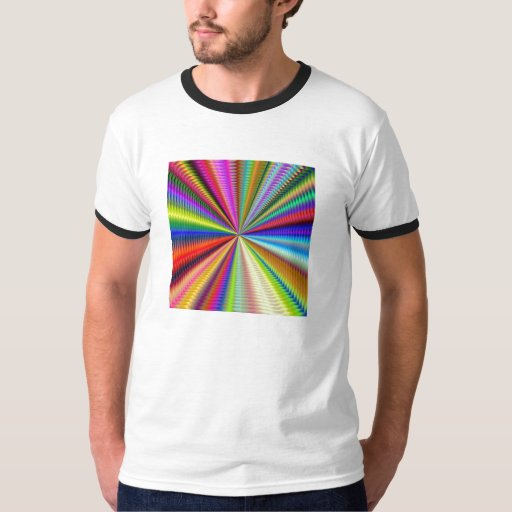 zoom into this fractal t shirts