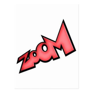 Zoom Postcard