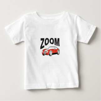 zoom red coup baby T-Shirt