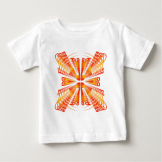 Zoom Sequence: Abstract Art: Baby T-Shirt
