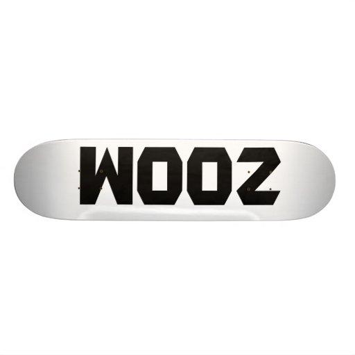 Zoom skateboard