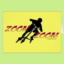 ZOOM ZOOM CARD