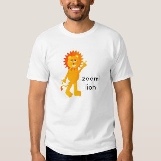 Zoomi Lion T-shirt