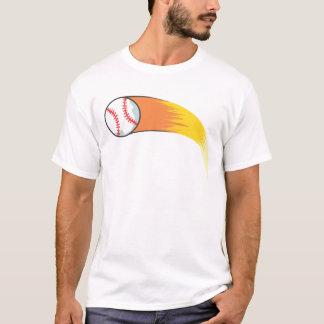 Zooming Baseball T-Shirt