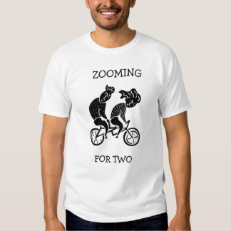 Zooming For Two T Shirt