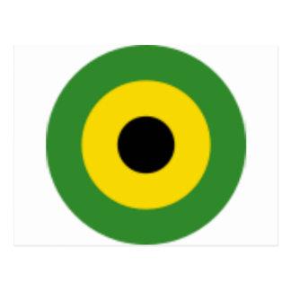Zooming on Jamaica Postcard