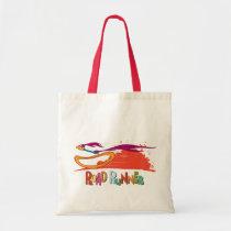 Zooming Roadrunner Tote Bag