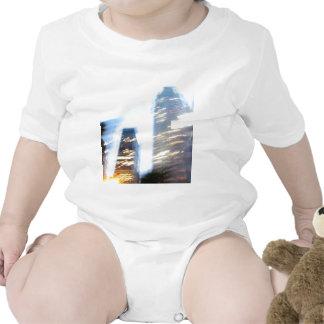Zooming through Downtown LA at Night T-shirts