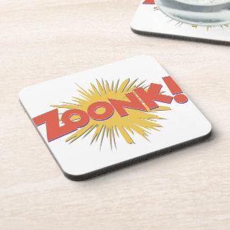 Zoonk Bang Explosion Beverage Coaster