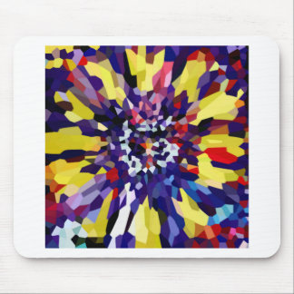 Zooropa Public gardens Mouse Pad