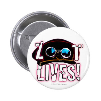 Zoot Lives Pin
