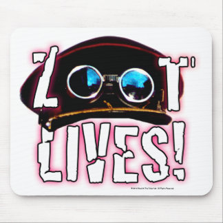 Zoot Lives Mouse Pad