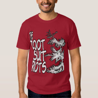 Zoot Suit Riots Falling Tree T Shirt