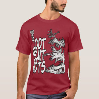 Zoot Suit Riots Falling Tree T-Shirt