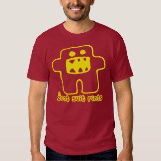 Zoot Suit Riots Monster #2 T Shirt