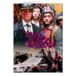Zoot The Tribe Greeting Card