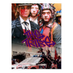 Zoot The Tribe Postcard