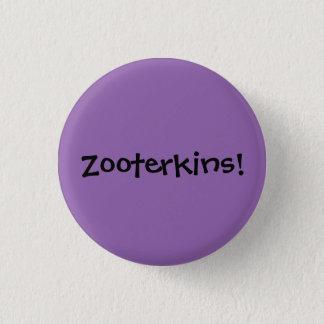 Zooterkins! Pinback Button