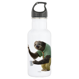 f9f541d41c Zootopia | A Working Sloth Stainless Steel Water Bottle