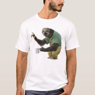 Zootopia | A Working Sloth T-Shirt