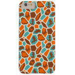 Zootopia | Animal Print Pattern Barely There iPhone 6 Plus Case