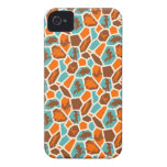 Zootopia | Animal Print Pattern iPhone 4 Case