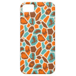 Zootopia | Animal Print Pattern iPhone SE/5/5s Case