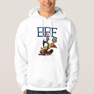 Disney Themed Zootopia   Bunny Best Friend Hoodie