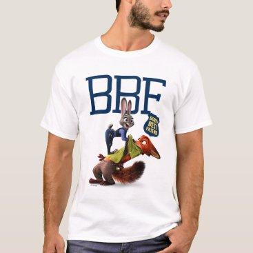 Disney Themed Zootopia   Bunny Best Friend T-Shirt