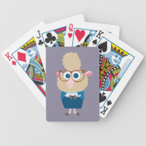 Zootopia | Deputy Mayor Bellwether Bicycle Playing Cards