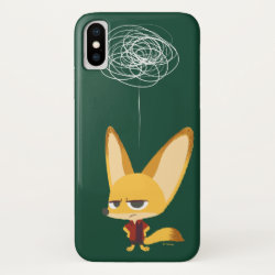 Case-Mate Barely There iPhone X Case with Frozen's Olaf Wild for Summer design