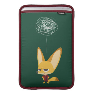 Zootopia | Finnick - This Will Never Work MacBook Air Sleeve