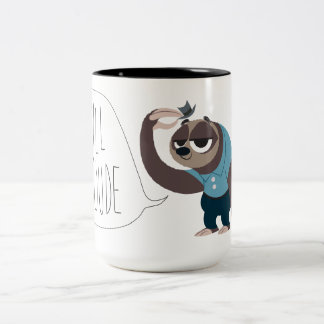 Zootopia | Flash - Chill Duuude Two-Tone Coffee Mug