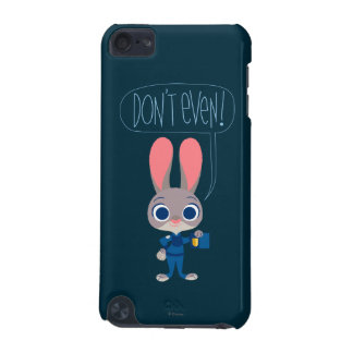 Zootopia | Judy Hopps - Join Today! iPod Touch 5G Cover