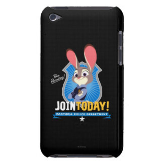 Zootopia | Judy Hopps - Join Today! iPod Touch Case