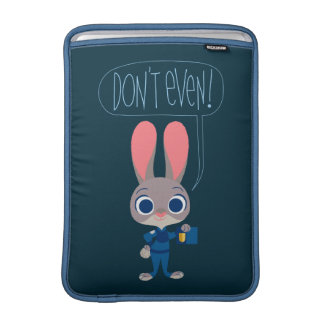 Zootopia | Judy Hopps - Join Today! MacBook Air Sleeve