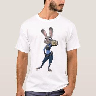 Zootopia | Judy Hopps - Showing Badge T-Shirt