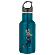 Zootopia | Judy Hopps - Showing Badge Water Bottle