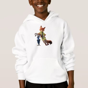 Disney Themed Zootopia | Judy & Nick - Just Chilling! Hoodie
