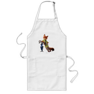 Zootopia | Judy & Nick - Just Chilling! Long Apron