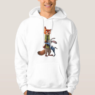 Zootopia | Judy & Nick - Suspect Apprehended! Hoodie