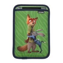 Zootopia   Judy & Nick - Suspect Apprehended! Sleeve For iPad Mini