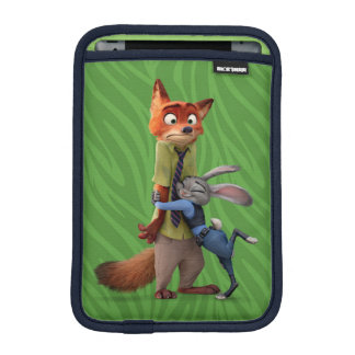 Zootopia | Judy & Nick - Suspect Apprehended! Sleeve For iPad Mini