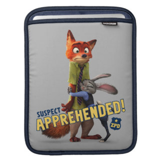 Zootopia | Judy & Nick - Suspect Apprehended! Sleeve For iPads