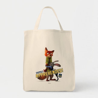 Zootopia | Judy & Nick - Suspect Apprehended! Tote Bag