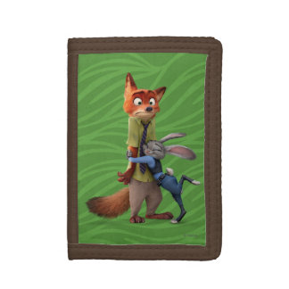 Zootopia | Judy & Nick - Suspect Apprehended! Trifold Wallet