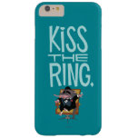 Zootopia | Kiss the Ring Barely There iPhone 6 Plus Case