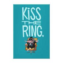Zootopia | Kiss the Ring Canvas Print