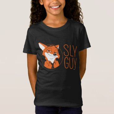 Disney Themed Zootopia | Nick Wilde - Sly Guy T-Shirt