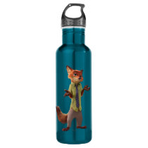 Zootopia | Nick Wilde Stainless Steel Water Bottle